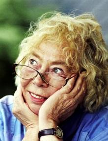 Marianne Frederiksson (© Literatuurplein)