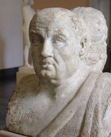 Buste van Seneca (© Wikipedia)