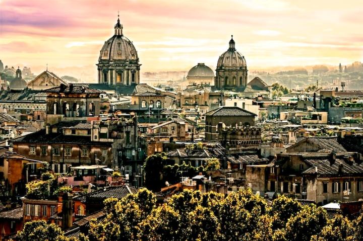 Caput Mundi: hoe Rome de hoofdstad van de wereldwerd