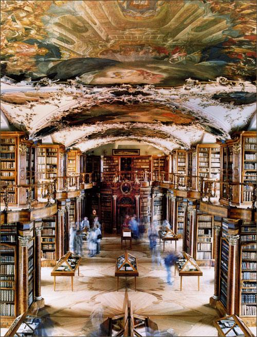 De 10 mooiste bibliotheken ter wereld orpheus kijkt om - Bibliotheek van de wereld ...