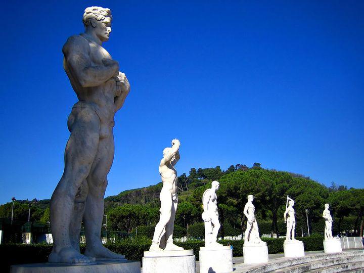 100 hoogtepunten in Rome: De Thermen van Caracalla – Forum vanAugustus