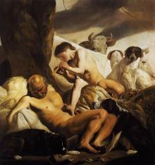 De mythe van Argus wordt beschreven in Ovidius' Metamorfosen.