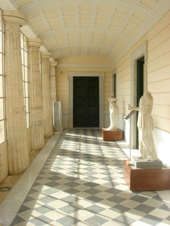 100 hoogtepunten in Rome: Schildpadfontein – SanClemente