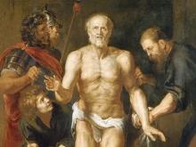 De dood van Seneca, Peter Paul Rubens