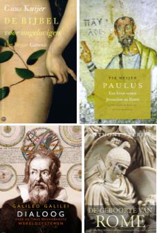 Historische kerstcadeaus: tien boekentips voor geschiedenisfans