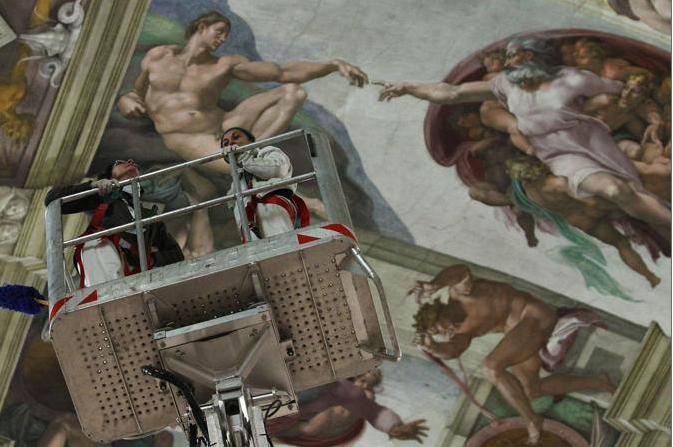 Foto: Benvegnù Guaitoli / Musei Vaticani