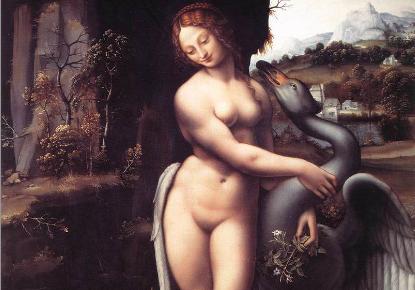 Galilei, Jupiter en mythischevrouwen