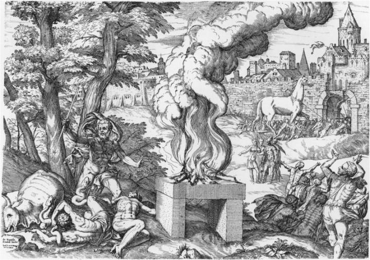 De grootste vondst van de 16eeeuw