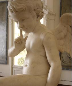 L'amour menaçant, Étienne-Maurice Falconet (1757)