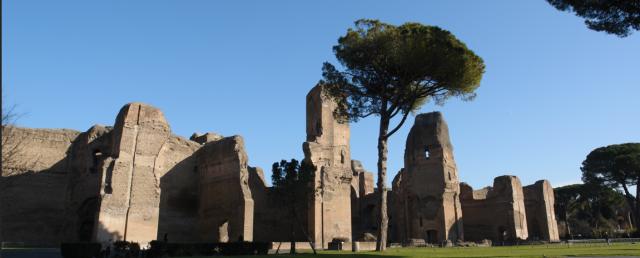 Caracalla badhuis