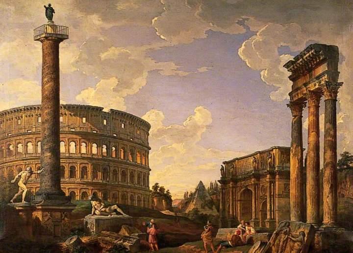 5 x geïnspireerd door hetColosseum