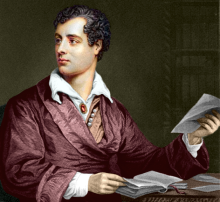 Lord Byron uitgelicht