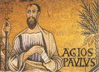 Paulus tot levengewekt