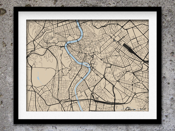 Rome kaart 1
