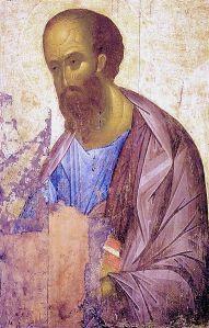 Icoon van de heilige Paulus uit 1407