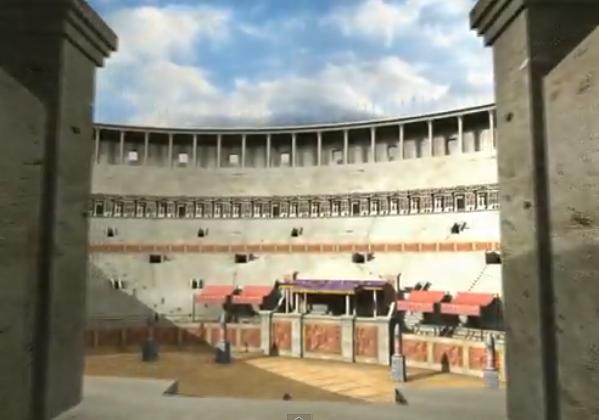 Filmpje Colosseum