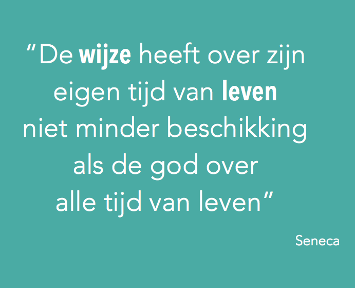 Seneca over geluk