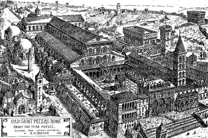 Straatverhalen van Rome: Via dellaConciliazione
