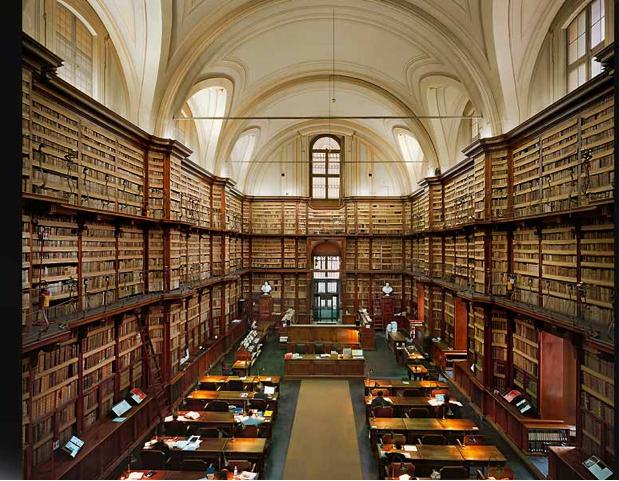 De mooiste boekwinkels en bibliotheken van rome orpheus kijkt om - Bibliotheek van de wereld ...