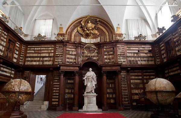 Biblioteca Casanatense, Via S. Ignazio 52