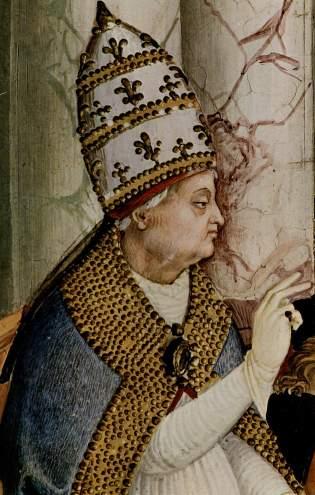 Piccolomini in de dom van Siena