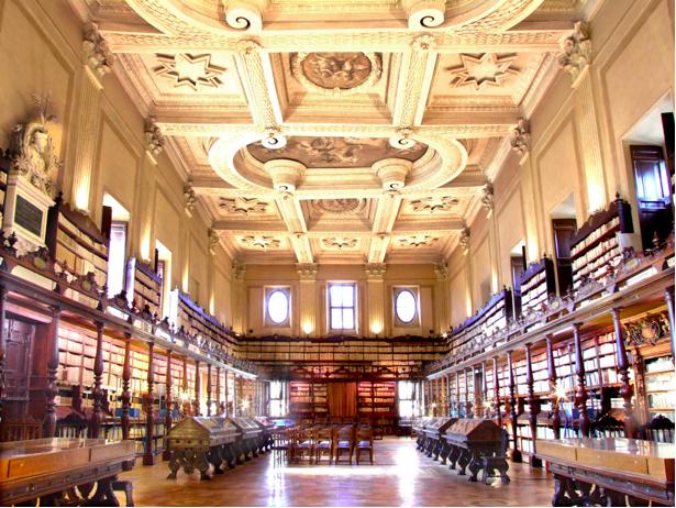 Biblioteca Vallicelliana, Piazza della Chiesa Nuova 18