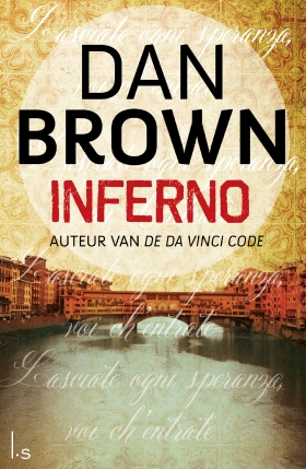 Brown, Dan - Inferno - omslag - def