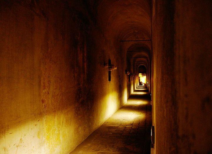 De passetto: vluchtroute van de pausen