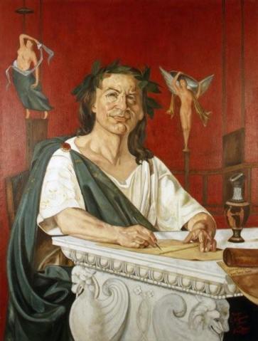 Horatius, door Giacomo Di Chirico