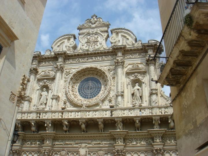 Lecce, het 'Florence van het zuiden'