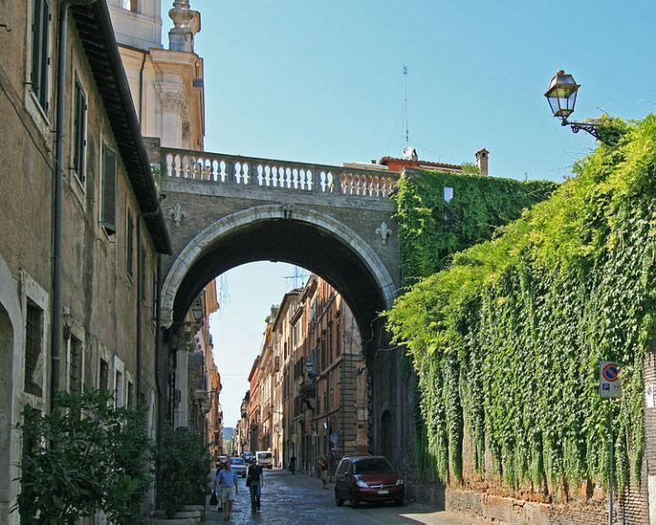 De chicste straat van de16de-eeuw