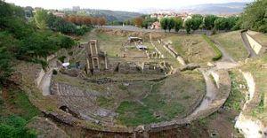 Romeins theater, Volterra