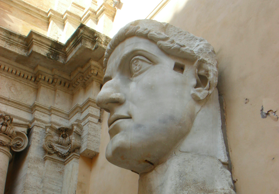 Rome in beeld – kopstukken uit de CapitolijnseMusea