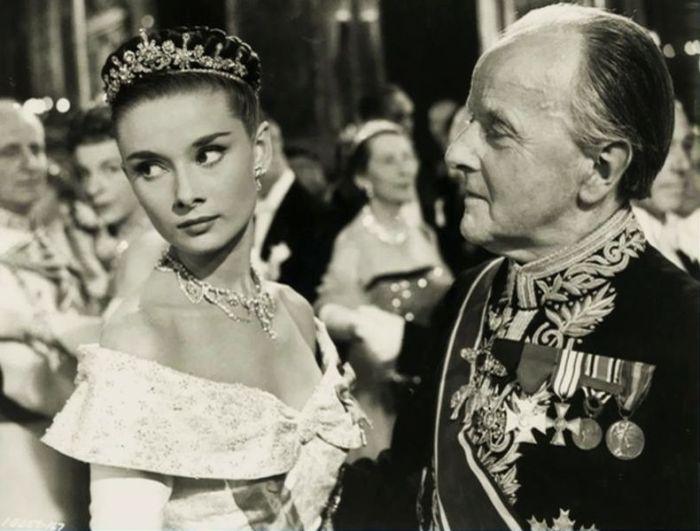 Audrey Hepburn als princess Ann (Foto: Wikimedia)