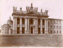 Brogi, Giacomo (1822-1881), Basilica di San Giovanni in Laterano (Foto: Wikimedia)