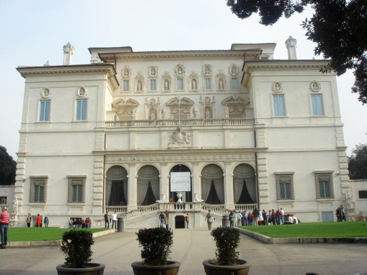 Villa Borghese: een groene oase inRome