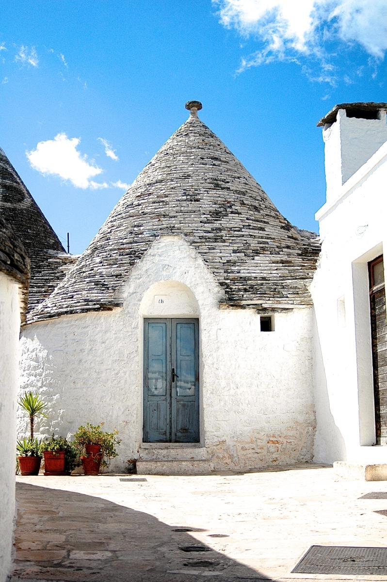 De trulli van Puglia