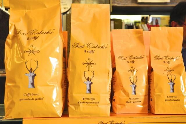 De koffie van S. Eustachio