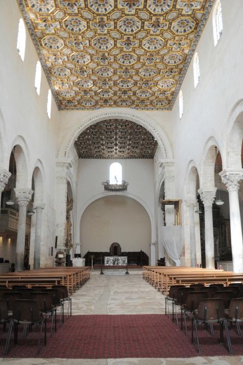 Kathedraal van Otranto, interieur