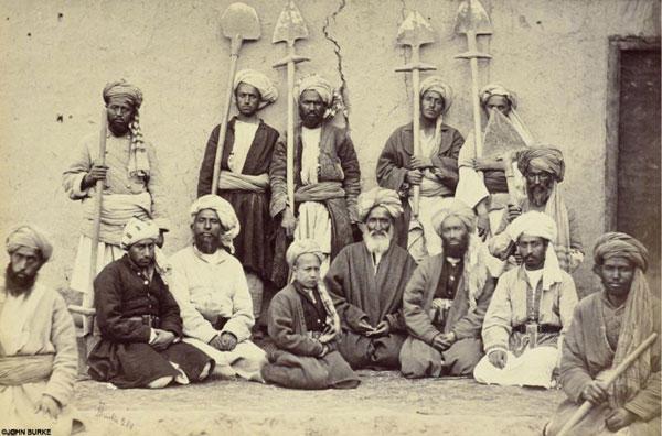 John Burke, Burke+Norfolk, Photographs from the war in Afghanistan