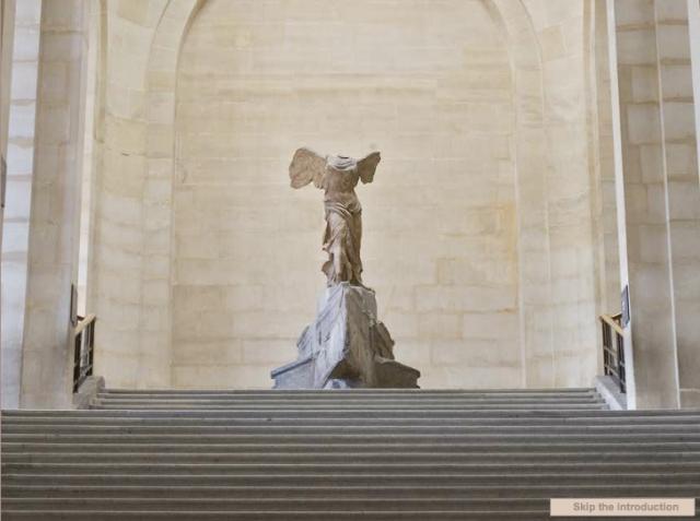 Nike-Louvre