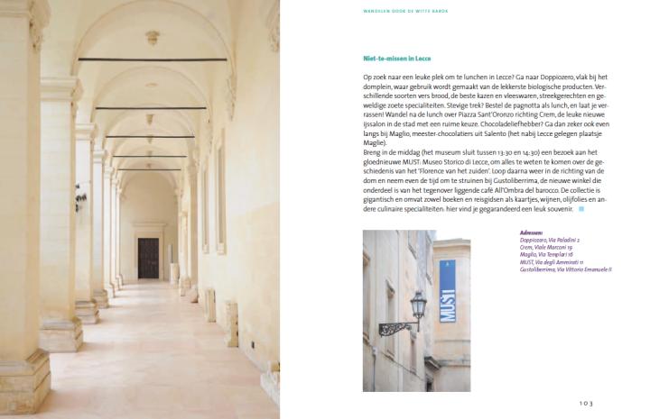 Bestel nu: Puglia, reizen door de hak van de Italiaanselaars