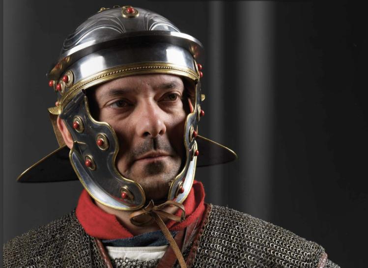 Romeinen-closeup
