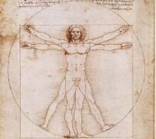Da-Vinci-Vitruvius