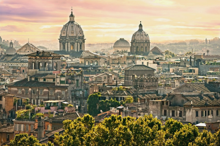 Rome-view