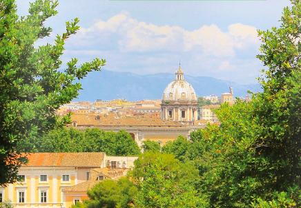 Zomer in Rome!