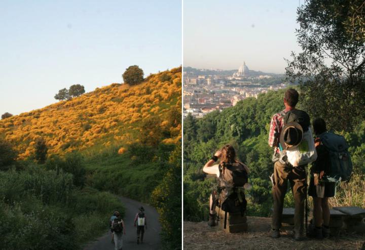 Naar Rome lopen: ViaFrancigena