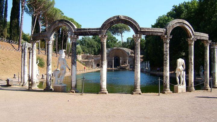 Vakantievilla's van Romeinsekeizers