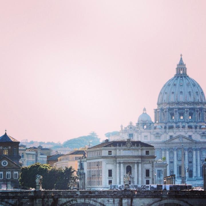InstagRome: de Eeuwige Stad opinstagram