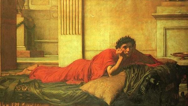 John_William_Waterhouse_-_The_Remorse_of_the_Emperor_Nero